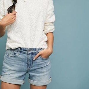 Anthropolgie Pilcro & the Letterpress Denim Shorts